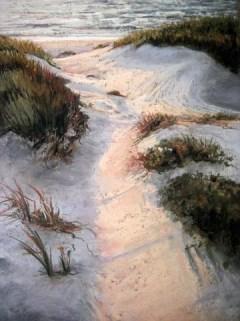 Rayma Reany - Sand Dunes - Rottnest