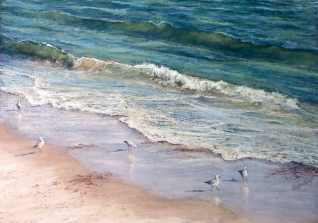 Rayma Reany - Surf and Seagulls