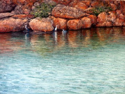 Rayma Reany - Yardi Creek, Exmouth