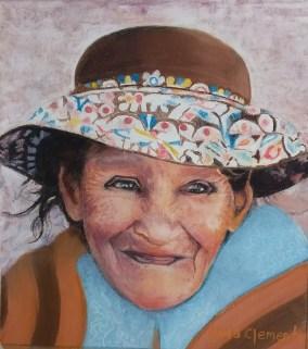 Avis Clements - Peruvian Lady