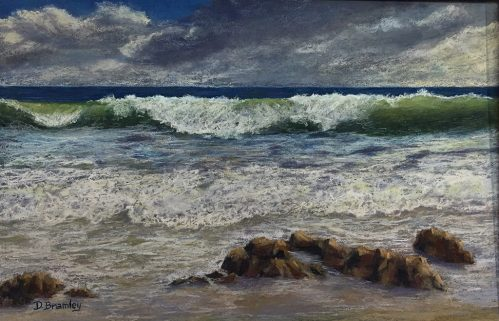 Diane Bramley - Winter Seas