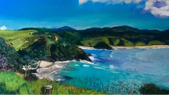Josephine Douglas - Tranquil Bay