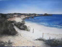 Pam Eddy - Early Morning Rottnest