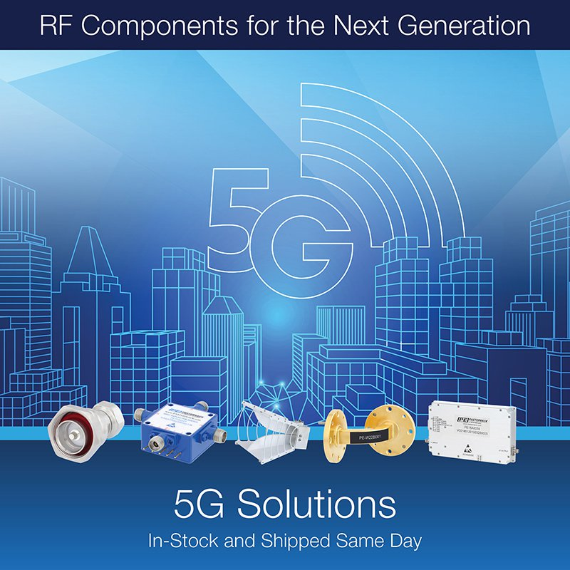 5g rf components 5g adapters 5g