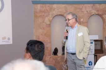 Pr Antoine GESSAIN, Institut Pasteur de Madagascar, Président du Conseil Scientifique de l'IPM