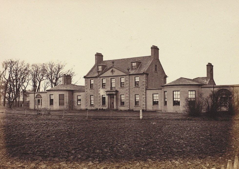 Plantation House, Glasgow - Photo courtesy of The Glasgow Story