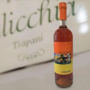 vino liquoroso Malvasia I.G.T