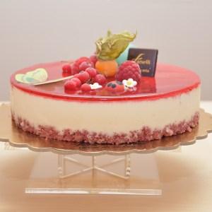 Cheesecake Frutti di Bosco - 8 porzioni