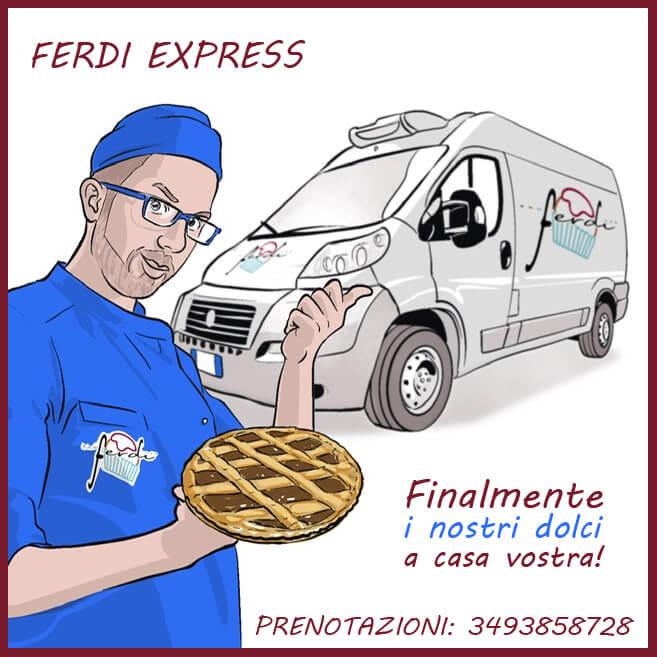 Consegna dolci a domicilio Torino Pasticcini