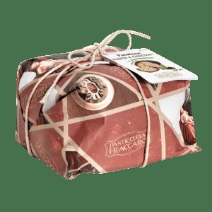 pasticceria fraccaro Panettone con gocce di cioccolato-Pasticceria Fraccaro