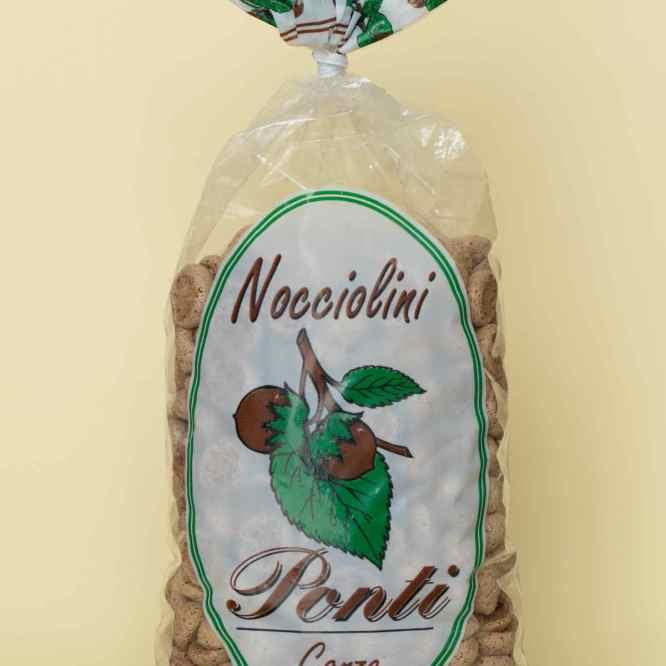 Nocciolini di Canzo Pasticceria Ponti Canzo Como 450 gr.