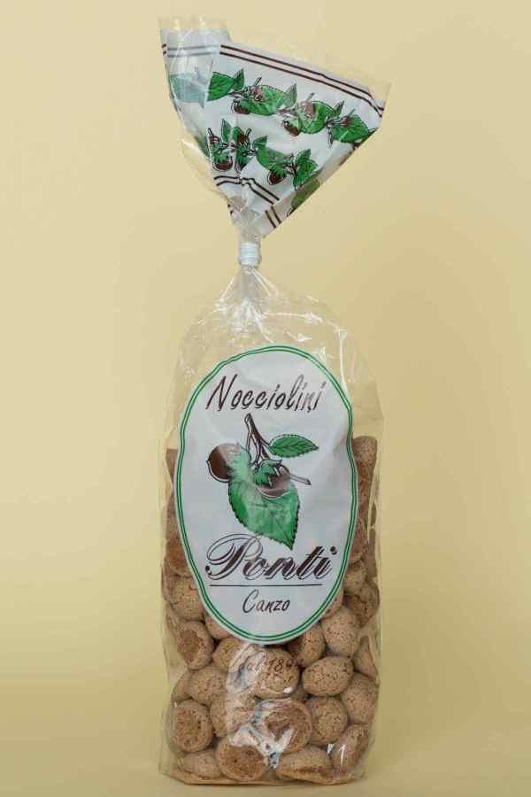 Nocciolini di Canzo Pasticceria Ponti Canzo Como 150 gr.