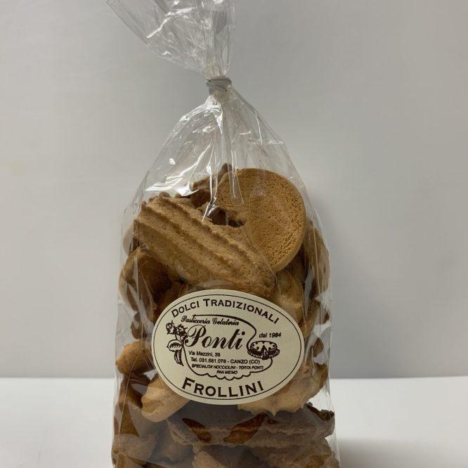 Biscotti Frollini Pasticceria Ponti Canzo Como