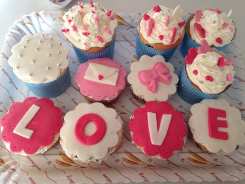Idee torte San Valentino