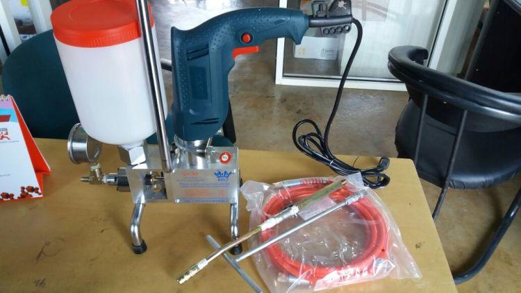 mesin injeksi beton