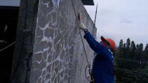Waterproofing dinding luar