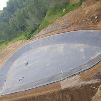geomembrane untuk embung desa