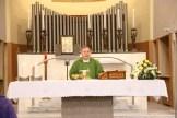 Chiesa parrocchiale S PIO X _Don Adelio Inaugurazione 2012 dopo rifacimento