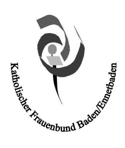 Frauenbund  Pfarreien BadenEnnetbaden