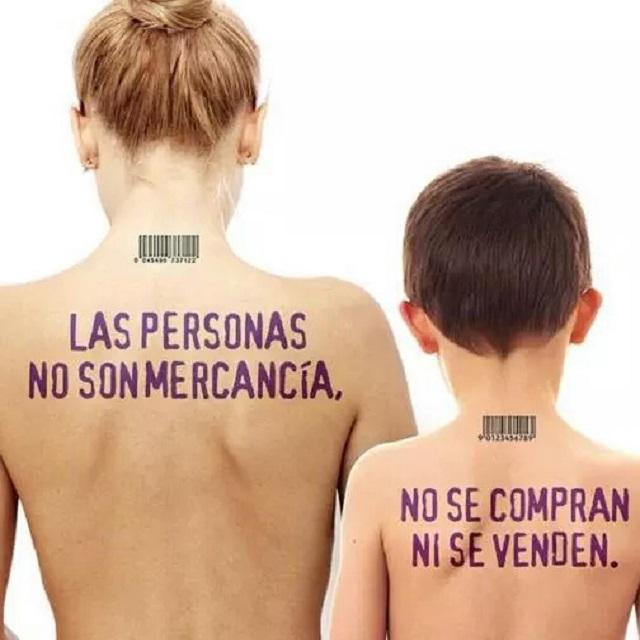 Arte con sentido verano 2020 Día Mundial contra la trata de personas