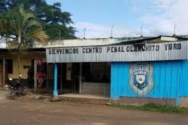 Pastoral Penitenciaria Olanchito - Honduras
