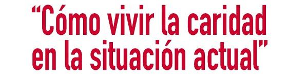 Vivir la caridad. Vicdente Martín Muñoz. Cáritas. slider