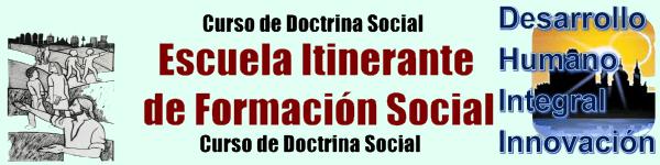 Escuela Itinerante de Formación Social Madrid