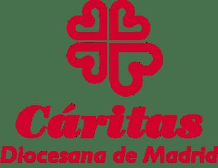 Cáritas Madrid logo