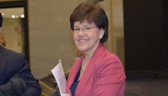 Laura Moreno, delegada juventud iglesia Madrid. La mirada femenina en la Iglesia.