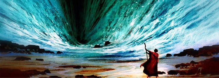 Deus Abrir O Mar Para Voc