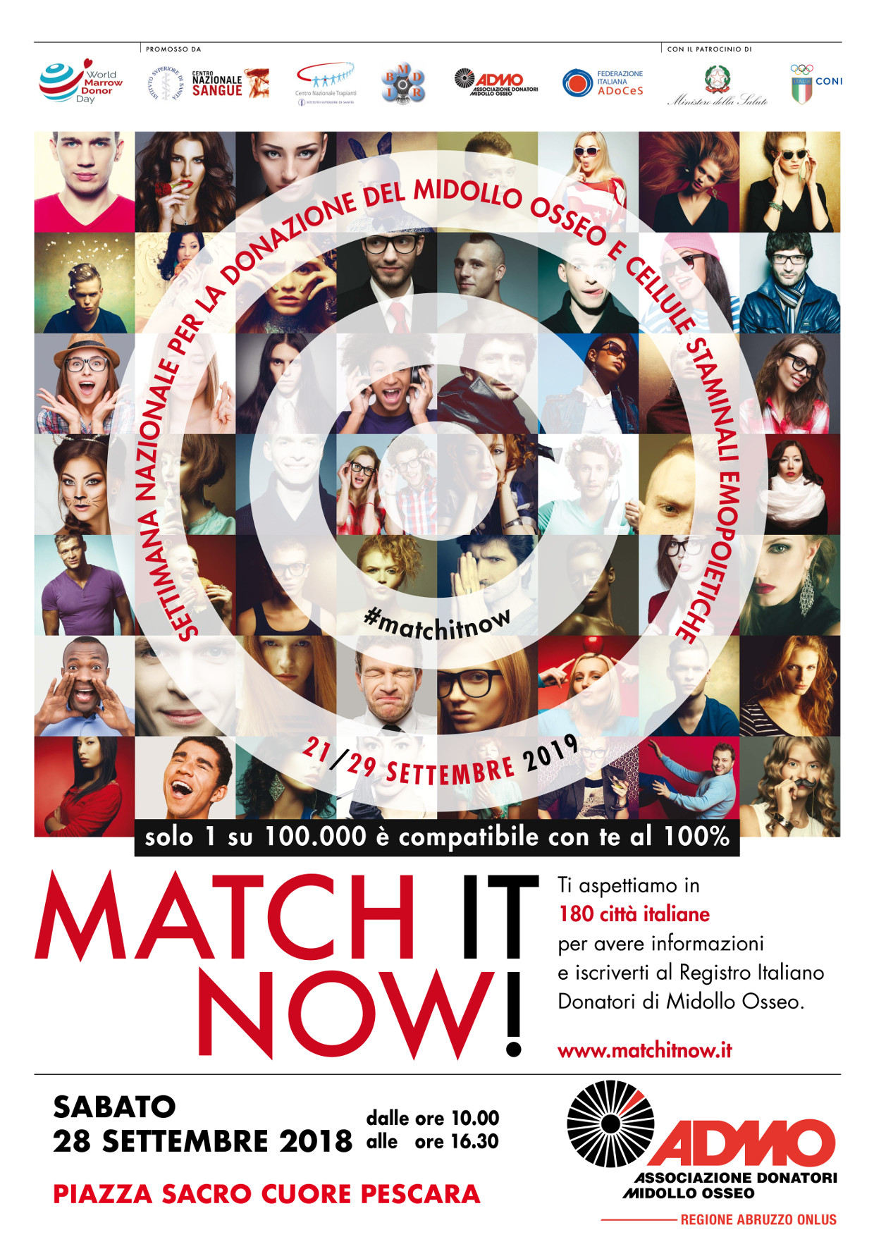 Match It Now - ADMO Regione Abruzzo Onlus