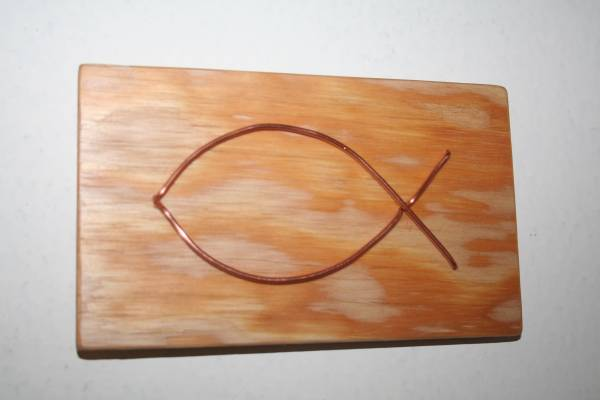 Handcrafted - Fishers of Men Wall Hanging