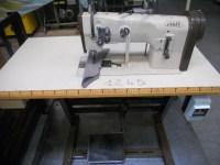 1 needle 3-transport flat machines : Pfaff 1245