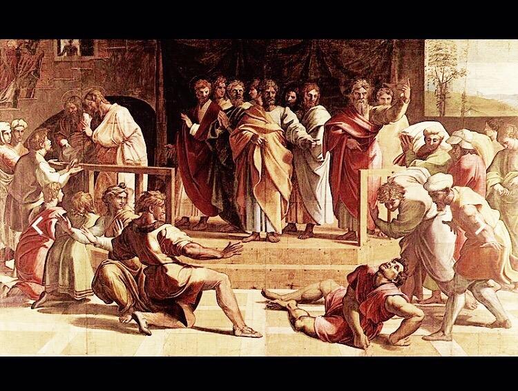Anania și Safira sub Noul Legământ!