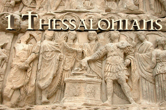 Bilderesultat for 1 thessalonians