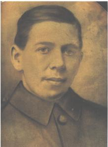 Pte Andrew Turnbull RM