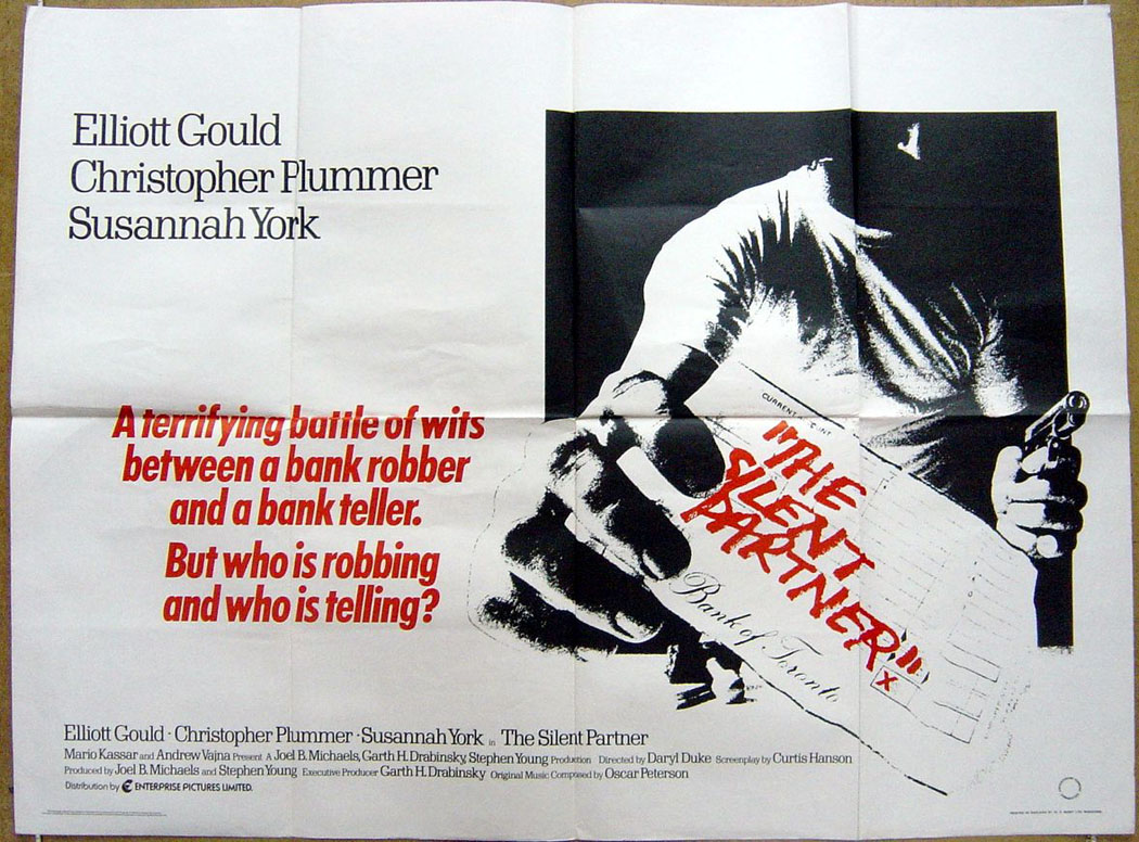 Image result for The Silent Partner poster