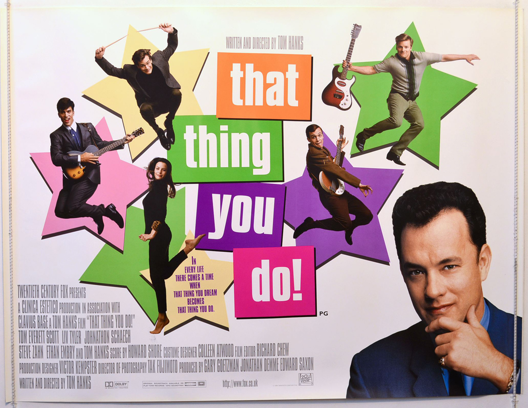 (JamieR)  ThatThingYouDo(design2)3 Fountains of Waynes Adam Schlesinger Looks Back on That Thing You Do!