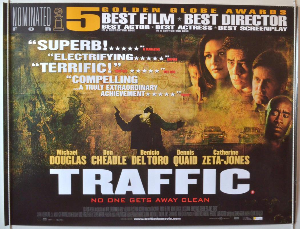 Image result for traffic 2000 poster