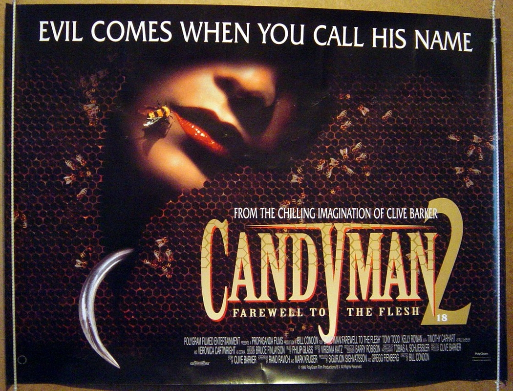 Candyman 2  Farewell To The Flesh  Original Cinema Movie