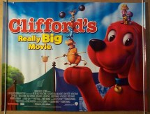 Cliffords Big Movie - Original Cinema Poster