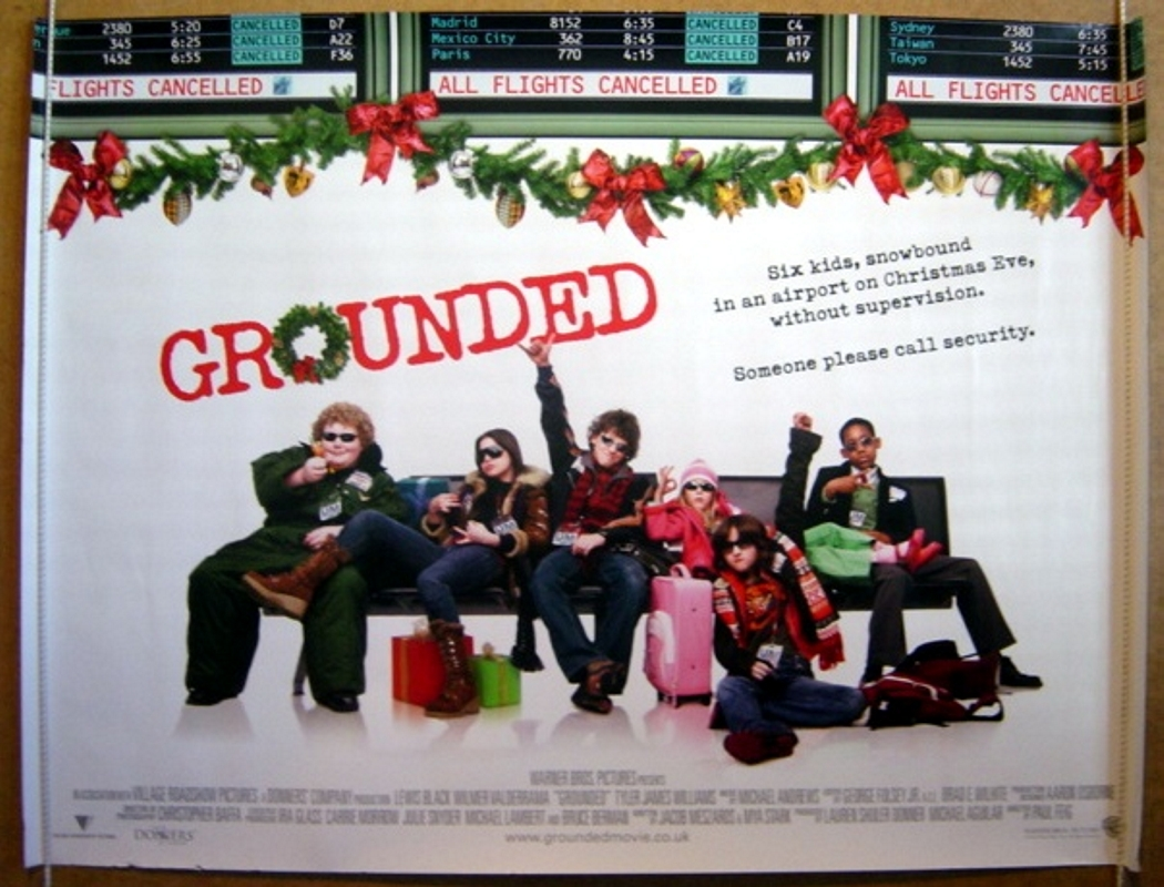 Grounded Original Cinema Movie Poster From Pastposters