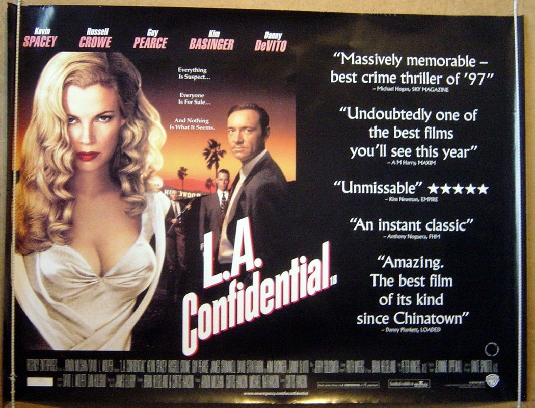 Image result for la confidential poster