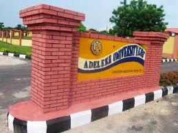 Adeleke University Cut-Off Mark