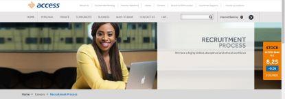 Access Bank Entry Level Recruitment for Graduates 2021
