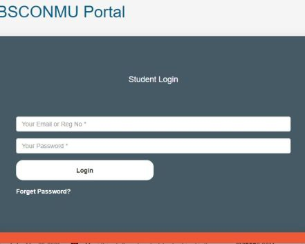 EBSCONMU Portal