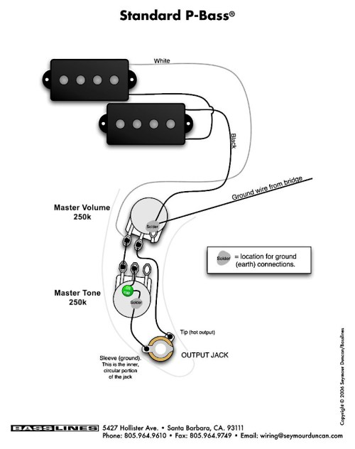 small resolution of p bass pastrana guitars fender squier bass wiring diagram p bass pickup wiring