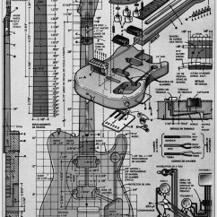 Les Paul Wiring Diagram Lt1 Swap Planos Fender Telecaster | Pastrana Guitars