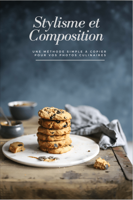 ebook photographie culinaire stylisme et composition