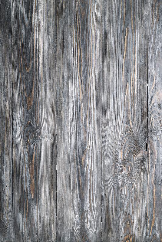 fond photo bois bleu métallisé